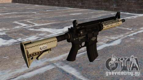 Автоматический карабин М4 VLTOR для GTA 4 второй скриншот