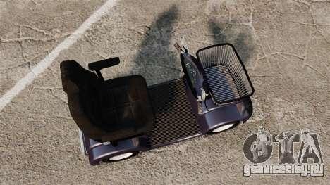 Funny Electro Scooter для GTA 4 вид справа