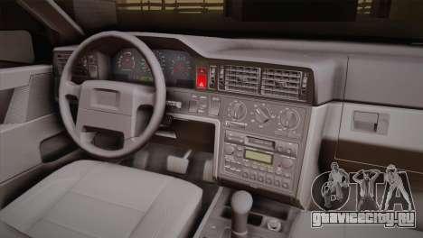 Volvo 850 Estate Turbo 1994 для GTA San Andreas вид справа