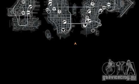 Локация Shibuya для GTA 4 десятый скриншот