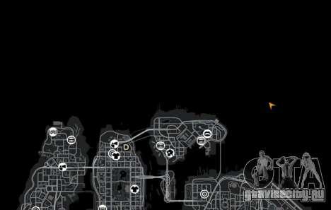 Локация Arctic Wonderland для GTA 4 восьмой скриншот