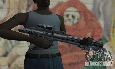Винтовка из Star Wars для GTA San Andreas третий скриншот