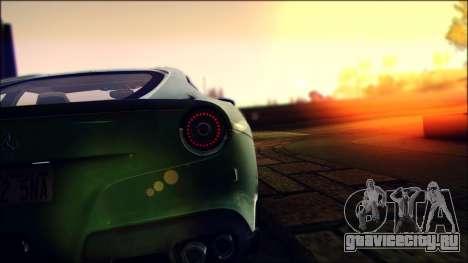 Sonic Unbelievable Shader v7 для GTA San Andreas третий скриншот