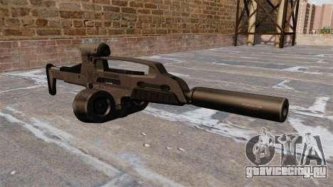 Автомат HK XM8 для GTA 4