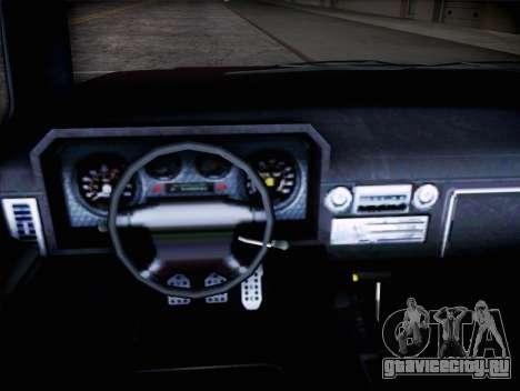 Vapid Bobcat XL из GTA V для GTA San Andreas вид справа
