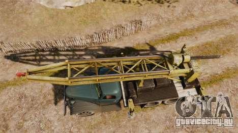 ЗиЛ-157 Буровой для GTA 4 вид справа