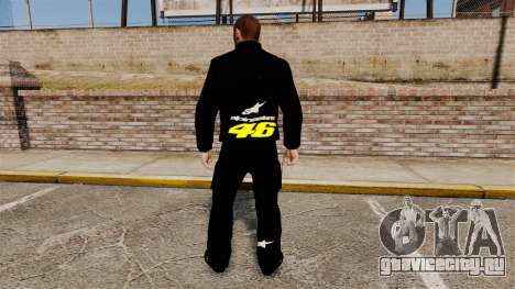 Одежда -Alpinestars- для GTA 4 второй скриншот