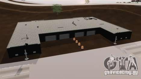 Локация StartMap для GTA 4 второй скриншот