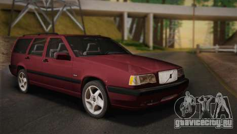 Volvo 850 Estate Turbo 1994 для GTA San Andreas