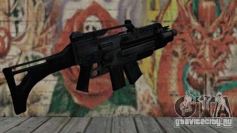 Автомат Джонса для GTA San Andreas второй скриншот