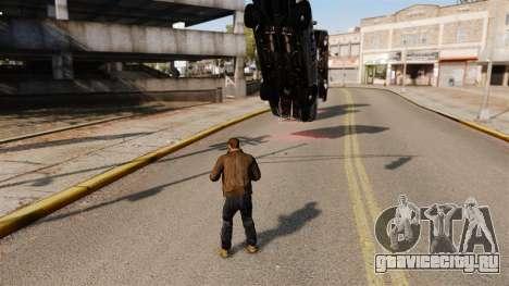 Супер пук для GTA 4 третий скриншот