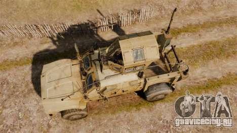 Oshkosh M-ATV для GTA 4 вид справа