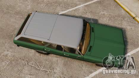 Classique Cruiser для GTA 4 вид справа