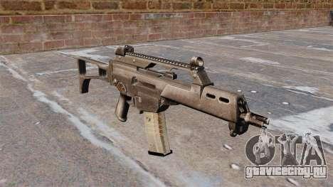 Штурмовая винтовка HK G36C для GTA 4