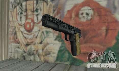 Colt 45 из The Darkness 2 для GTA San Andreas