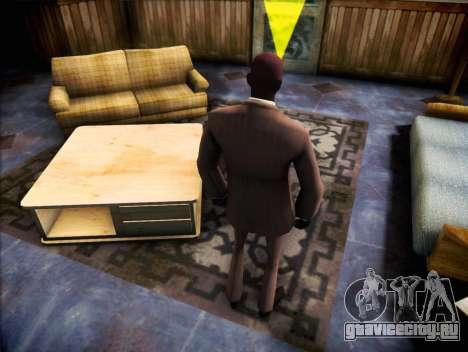 Шпион из Team Fortress 2 для GTA San Andreas третий скриншот