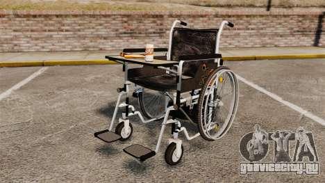 Funny Wheelchair для GTA 4