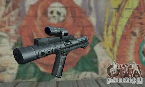 Винтовка из Star Wars для GTA San Andreas второй скриншот