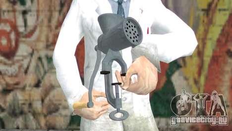 Мясорубка для GTA San Andreas третий скриншот