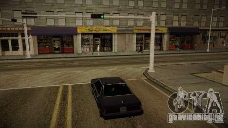 GTA HD Mod 3.0 для GTA San Andreas второй скриншот