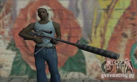 КВСК для GTA San Andreas третий скриншот