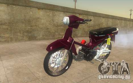 Honda Dream 100 VietNam для GTA San Andreas