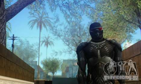 ENBSeries By AVATAR v3 для GTA San Andreas шестой скриншот