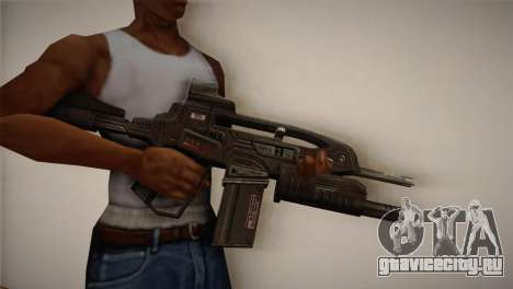 XM-586 для GTA San Andreas третий скриншот
