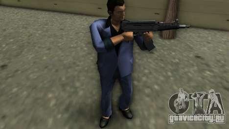 Малогабаритный Автомат Драгунова (МА) для GTA Vice City четвёртый скриншот