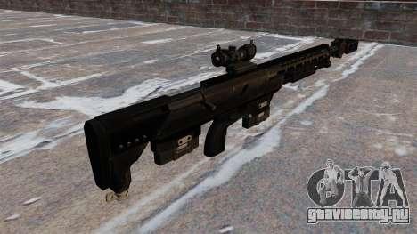 Снайперская винтовка DSR-Precision GmbH DSR-50 для GTA 4 второй скриншот