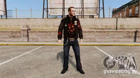 Одежда байкера для GTA 4