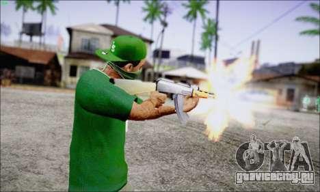 Lamar Davis GTA V для GTA San Andreas второй скриншот