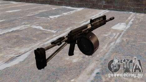 Самозарядное ружьё Сайга-12 для GTA 4 второй скриншот
