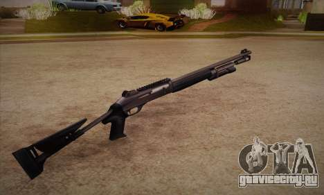 Дробовик из Left 4 Dead 2 для GTA San Andreas второй скриншот
