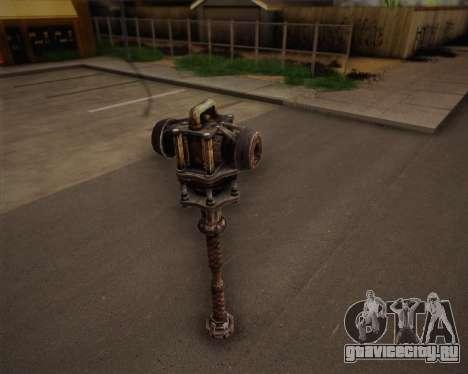 Бита мутантов из Fallout 3 для GTA San Andreas второй скриншот