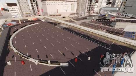 Локация Shibuya для GTA 4 девятый скриншот