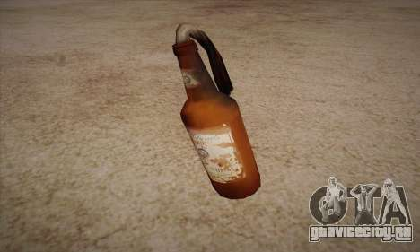 Коктейль Молотова из  Left 4 Dead 2 для GTA San Andreas