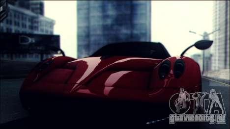 Sonic Unbelievable Shader v7 для GTA San Andreas четвёртый скриншот