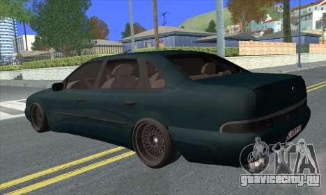 Ford Scorpio MkII V8 для GTA San Andreas вид слева