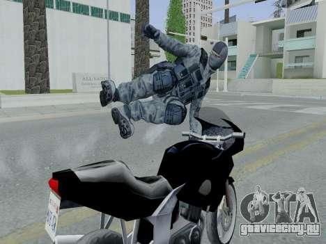 Cell для GTA San Andreas седьмой скриншот