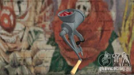 Мясорубка для GTA San Andreas второй скриншот