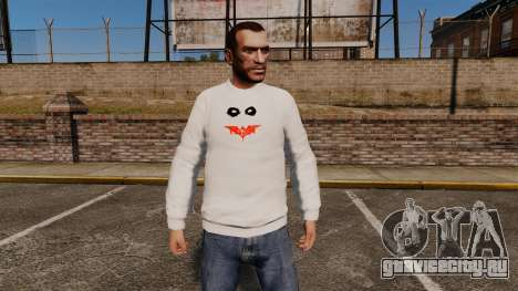 Свитер -The Joker- для GTA 4