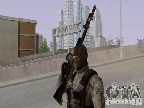 Cell для GTA San Andreas восьмой скриншот