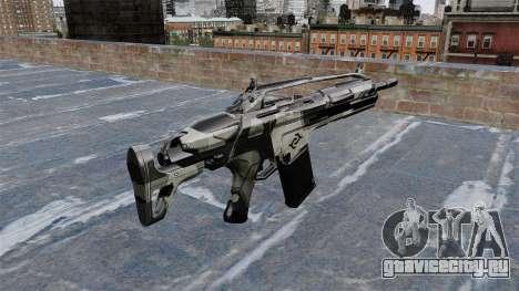 Автомат Crysis 2 для GTA 4 второй скриншот