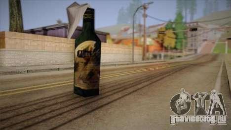Коктель Молотова из Max Payne для GTA San Andreas второй скриншот