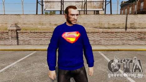 Супермен коллекция для GTA 4