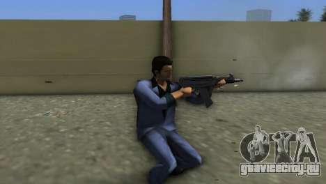 Малогабаритный Автомат Драгунова (МА) для GTA Vice City шестой скриншот