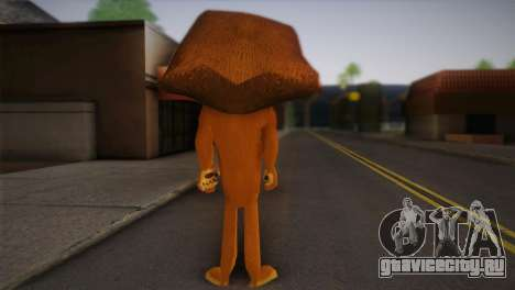 Alex для GTA San Andreas второй скриншот
