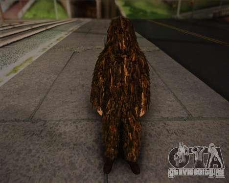 Скин снайпера из Arma 2 для GTA San Andreas