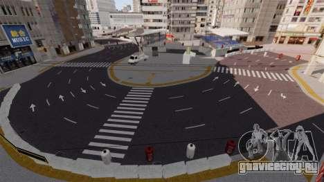 Локация Shibuya для GTA 4 седьмой скриншот